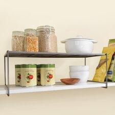 Home Locking Large Kitchen Pantry Cabinet Shelf