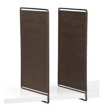 Vela Shelf Dividers - Closet Shelf Organizer (Pair) (Set of 2)