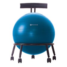 Custom Fit Exercise Ball Chair