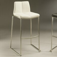 "Daqo 25.75"" Bar Stool with Cushion (Set of 2)"
