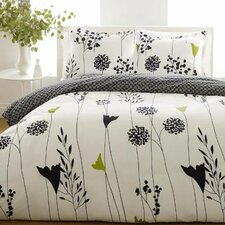 Asian Lily Reversible Duvet Cover Set