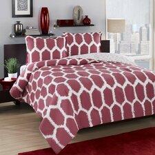 Honeycomb Comforter Set