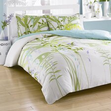 Mixed Floral Comforter Set