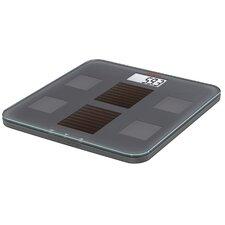 Solar Fit Body Precision Digital Analysis BMI Bathroom Scale