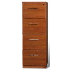 Professional 100 Series 4-Drawer Filing Cabinet