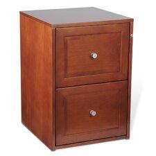 2000 2-Drawer Pedestal