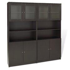"""100 72"""" Oversized Set Bookcase"""