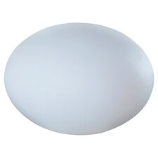 Big Flatball LED 1 Light Deck Light