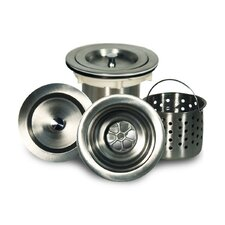 "3.5"" Kitchen Sink Colander Drain"