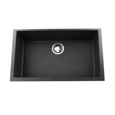"Plymouth 30"" x 17.75"" Kitchen Sink"