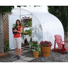Harvester 8 Ft. W x 12 Ft. D Polyethylene Greenhouse