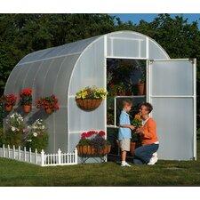 Gardeners Oasis 8' W x 8'D  Polyethylene Greenhouse