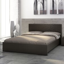 Sienna Waves Platform Bed