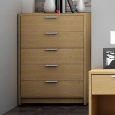 Cosmopolis 5 Drawer Chest