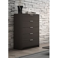 Modena 5 Drawer Chest