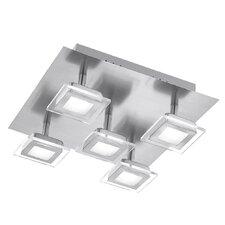 LED-Deckenleuchte 5-flammig Cholet