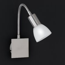Angola Swing Arm Wall Light