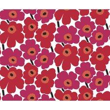 "Volume 4 Unikko 33' x 21"" Floral and Botanical Wallpaper"
