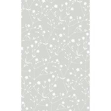 "Volume 4 Illalla 33' x 21"" Floral and Botanical Wallpaper"