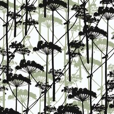 "Marimekko II  Putkinotko 33' x 27.6"" Floral and Botanical Wallpaper"