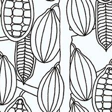"Marimekko II 33' x 27"" Food Wallpaper"
