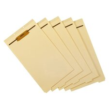 Manila Legal Size File Divider (Set of 7200)