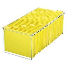 """Adjustable Hanging Folder Frames, 12-5/8""""x9-1/8"""", Letter"""