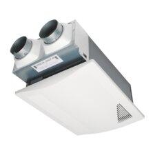 WhisperComfort™ Spot ERV Ceiling Insert Ventilator with Balanced Ventilation and Patent-Pending Capillary Core