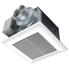 WhisperCeiling 50 CFM Energy Star Bathroom Fan