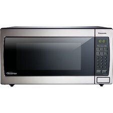 1.6 Cu. Ft. 1250W Countertop Microwave with Genius Sensor and Inverter Technology