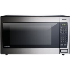 2.2 Cu. Ft. 1250W Countertop Microwave with Genius Sensor and Inverter Technology