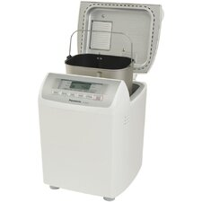 Automatic Bread Maker with Raisin and Nut Dispenser