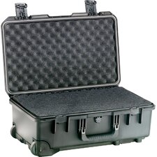 "Carry-On Case without Foam: 14.1"" x 21.7"" x 8.9"""