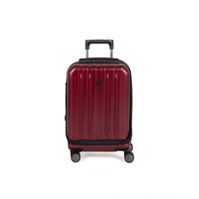 "Helium Titanium 19"" International Carry-On Spinner Suitcase"