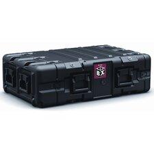 "Box 3U Rack Mount Case: 24.6"" x 38.5"" x 11.4"""