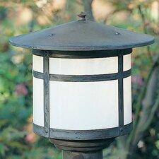 Berkeley 1 Light Post Light