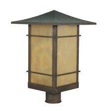Katsura 1 Light Outdoor Post Light