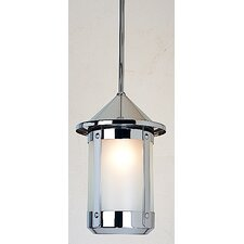 Berkeley 1 Light Outdoor Hanging Lantern