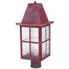 Hartford 1 Light Post Light