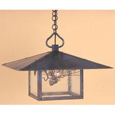 Monterey 1 Light Outdoor Hanging Lantern