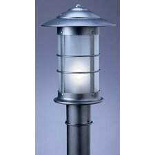 Newport 1 Light Outdoor Post Light