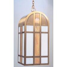 Yorktown 1 Light Outdoor Hanging Lantern