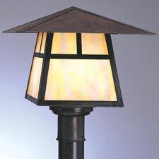 Carmel 1 Light Outdoor Post Light