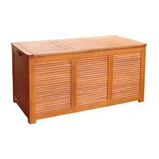 Outdoor Wood Deck Box