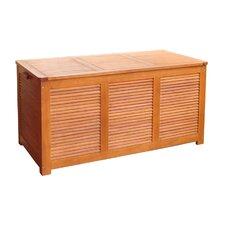 Outdoor Wood Deck Box