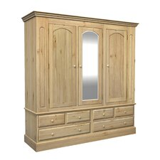 Woodland 3 Door Wardrobe