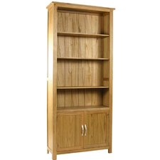 Essentials Cupboard 190cm Standard Bookcase