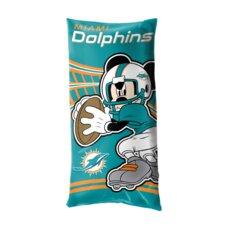 NFL Miami Dolphins Juvenile Folded Lumbar Pillow