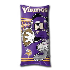 NFL Minnesota Vikings Juvenile Folded Lumbar Pillow