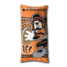 NFL Cincinnati Bengals Juvenile Folded Lumbar Pillow